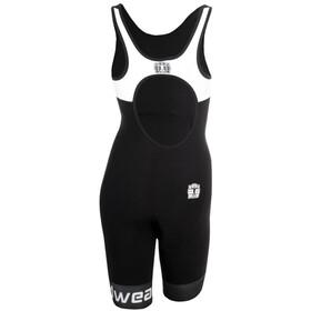 Bioracer Tri Elite Bathing Pak Dames, black-white